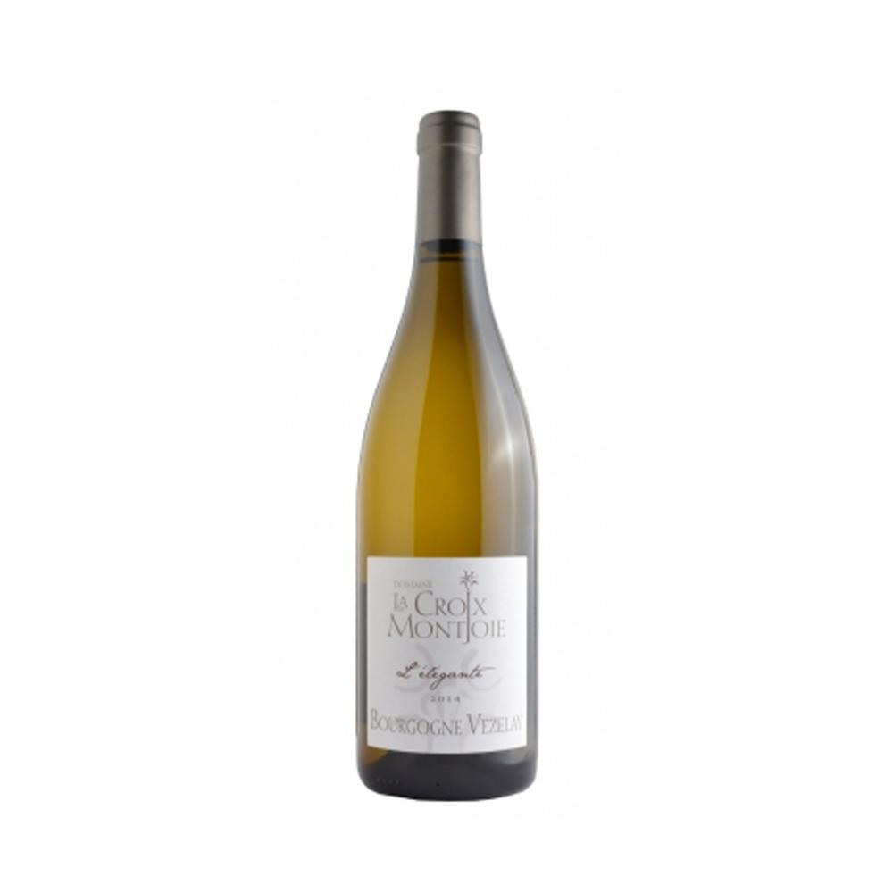 Bourgogne Vezelay L'elegante Domaine De La Croix Montjoie 2016
